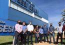 Professores do curso de agronomia de Aquidauana visitam instalações do SENAI para implantá-lo em Maracaju