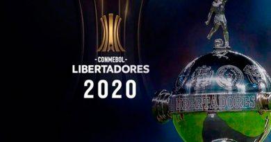 Conmebol atualiza tabela da Libertadores com jogos em setembro