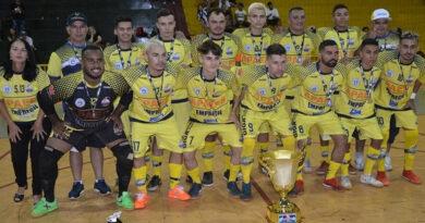 Campeã estadual, Apaefs de Dourados leva o nome de MS à Copa do Brasil de Futsal