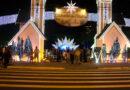 Luzes de Natal serão acesas dia 1º de dezembro em Campo Grande; confira locais