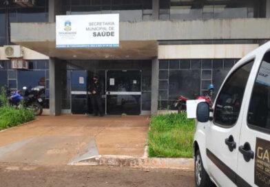 DOURADOS: Gaeco realiza oitava operação na prefeitura da Cidade