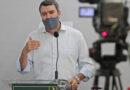 'Obra do HR de Dourados avança e ampliará leitos para 33 municípios', diz o novo secretário de Infraestrutura, Eduardo Riedel