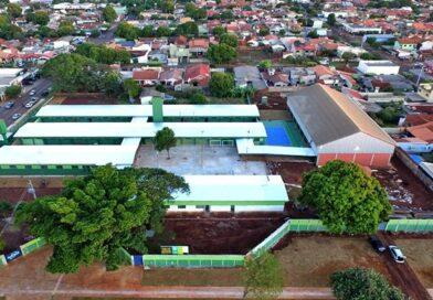 Governo do Estado investe R$ 10,4 milhões na revitalização de escolas em Dourados
