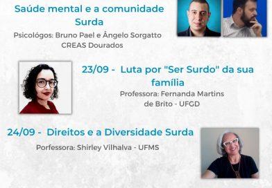 """Dourados – Prefeitura realiza """"I Semana Municipal da Pessoa Surda: Cultura e Diversidade"""""""
