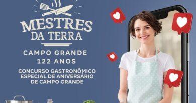 """Concurso culinário """"mestres da terra"""""""