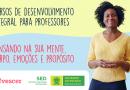 SED renova parceria com plataforma que oferece cursos gratuitos para professores